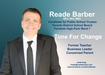 Vote for Reade - verion 5